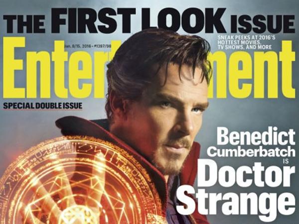 Bersiap Tersihir Pesona Benedict Cumberbatch Sebagai Super Hero Marvel Terbaru!