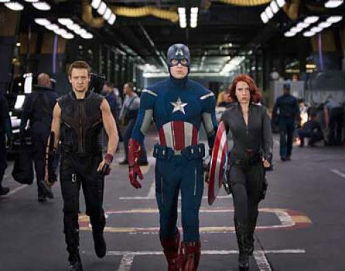 The Avengers Tontonan Wajib Pencinta Batman