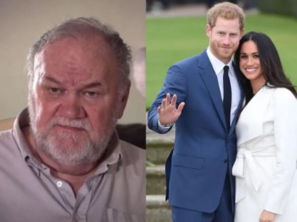 Ayah Meghan Markle Malu atas Keputusan Anaknya Mundur dari Kerajaan Inggris