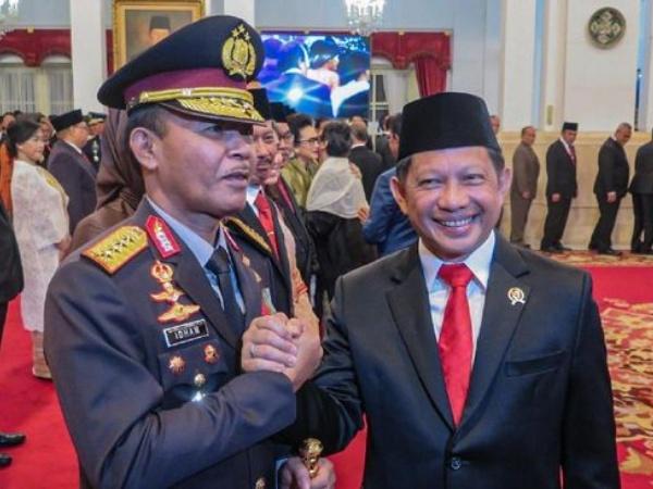 Tito Cerita Idham Minta Jangan Dicalonkan Jadi Kapolri, Malah Ditunjuk Langsung Presiden Jokowi