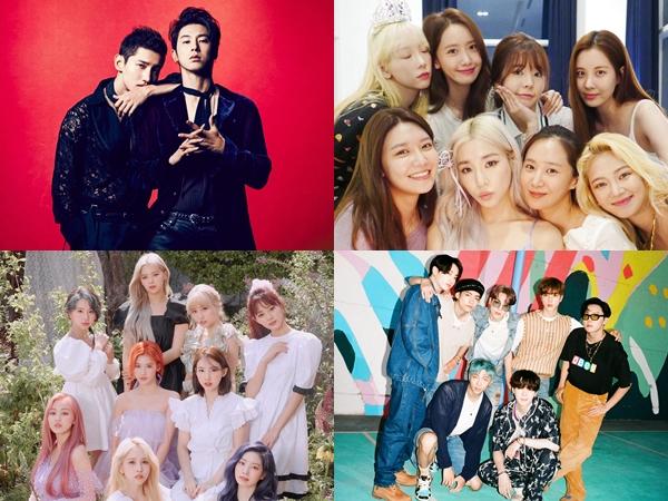 TVXQ Hingga BTS Masuk Menjadi Top 10 Idol Populer di Jepang