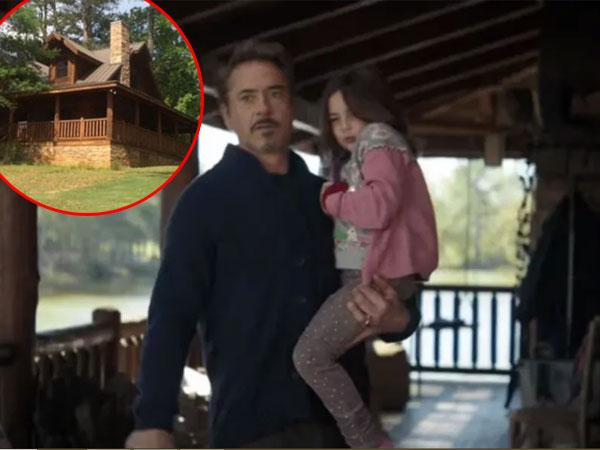 'I Love You 3000'! Yuk Intip Rumah Peristirahatan Tony Stark 'Avengers: Endgame' yang Kini Disewakan