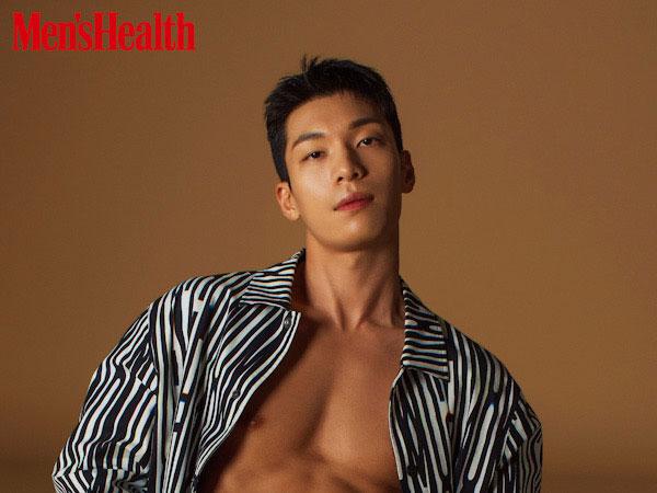 Wi Ha Joon Pamer Tubuh Atletis, Ungkap Rutinitas Olahraga Hampir Setiap Hari