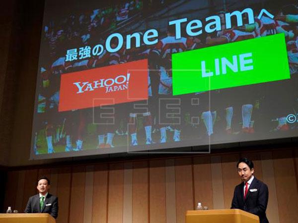 Merger Yahoo dan LINE, Siap Bersaing dengan Google Hingga Facebook