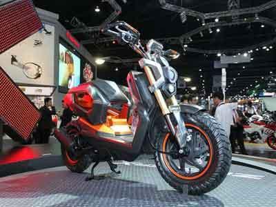Saingi X-Ride, Honda Siapkan Zoomer-X