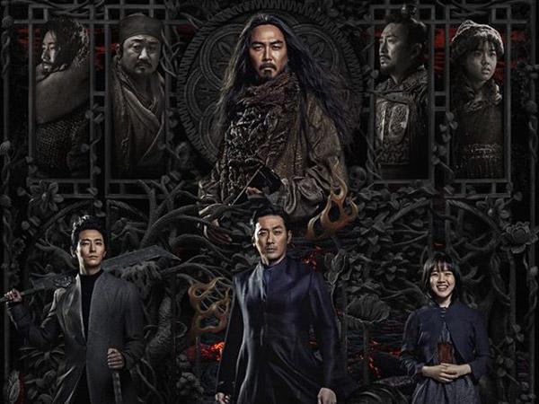 Film 'Along with the Gods 2' Rilis Dua Poster Dramatis dari Jajaran Malaikat Maut Hingga Para Dewa