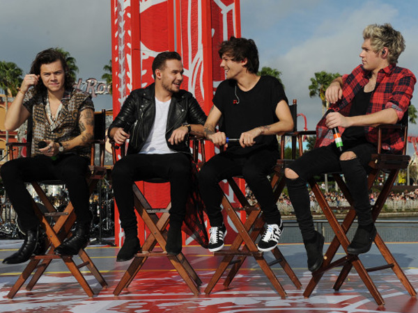 Apa Alasan Fans Ingin Lagu 'No Control' One Direction Jadi Single Utama?