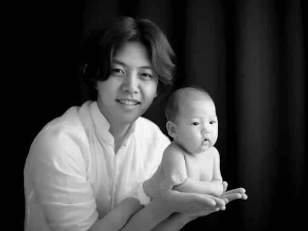 Selamat, ini Foto dan Nama Putra Pertama Dongho Eks U-Kiss