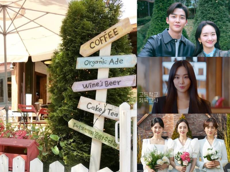 Milky Way Café, Tempat Nongkrong Asyik Langganan Syuting Drama Korea