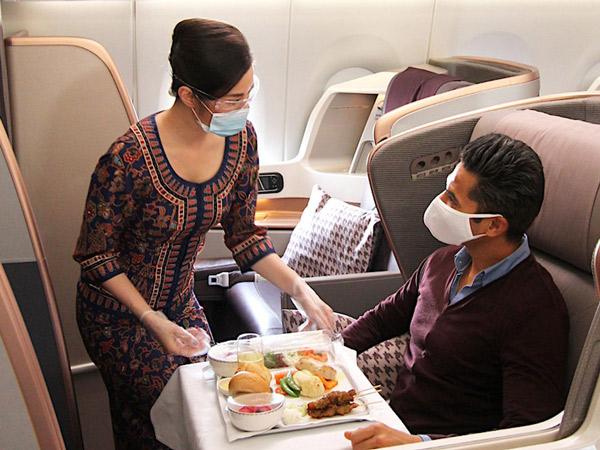 'Nganggur' di Bandara, Maskapai Ini Ubah Pesawat Jadi Restoran Dadakan