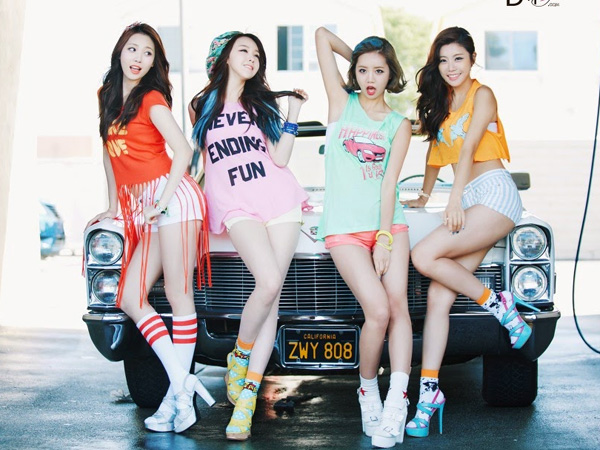 Wah, Girl's Day Akan Comeback Lagi di Bulan Oktober!