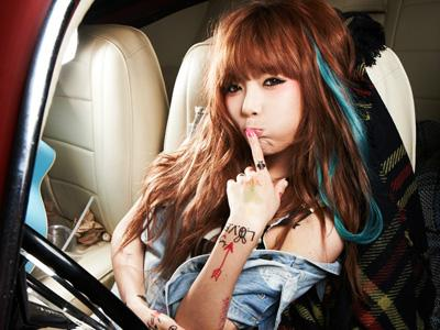 HyunA 4Minute Optimis Bisa Debut di Amerika