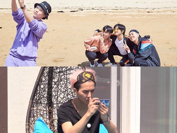 Ungkap Jadwal Tayang, Intip Serunya Pertemuan Trio Min Seok Hingga Mino WINNER di Teaser 'IDBB'