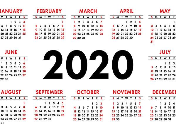 Catat, Ini Tanggal Merah dan Hari Libur Nasional 2020