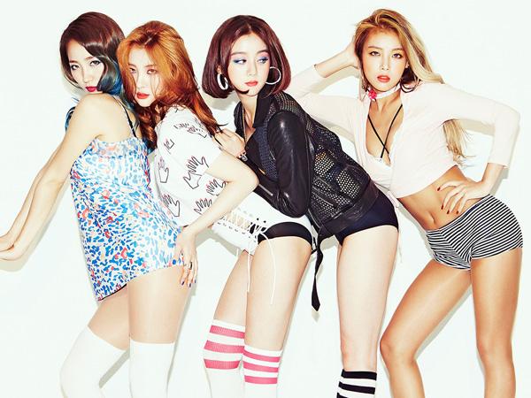 Sstt, Wonder Girls Juga Beri Bocoran Soal Comebacknya Tahun Ini!