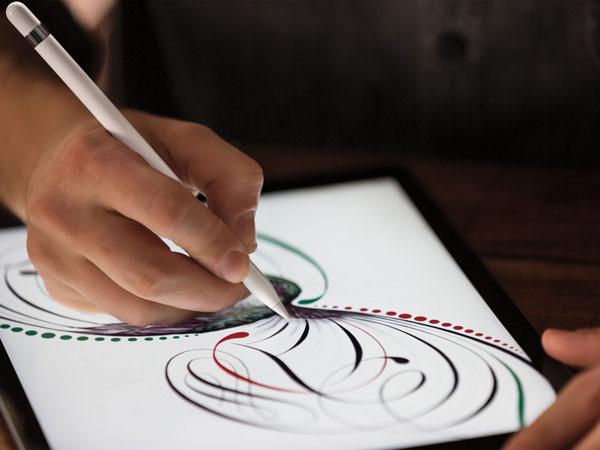 Pena Digital Masa Depan Apple Bisa untuk Menulis di Berbagai Permukaan