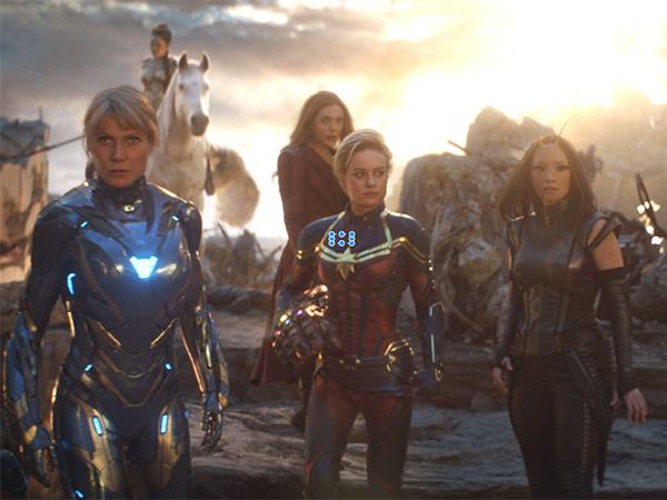 Marvel Bakal Garap Film 'Avengers' Wanita?