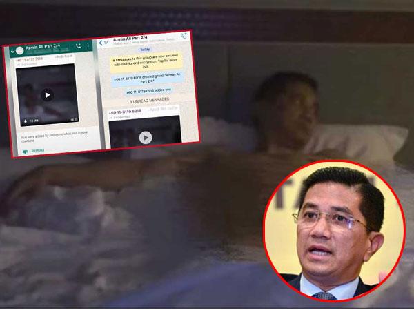 Respon dan Kronologi Menteri Malaysia yang Tersandung Skandal Video Seks Sesama Jenis