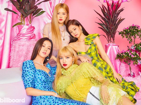 Selamat! BLACKPINK Menangkan 'Best in Music' di Shorty Awards 2019