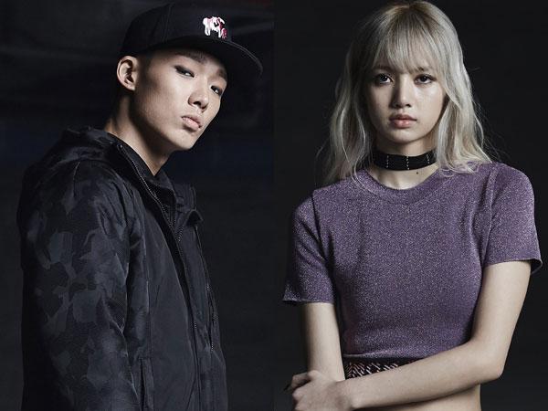 Gaya 'Swag Couple' Bobby iKON dan Lisa Black Pink untuk Koleksi NONA9ON S/S 2017
