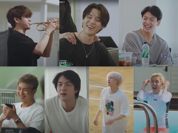 BTS Penuh Tawa Nikmati Waktu Bersama di Teaser 'In the SOOP' Season 2