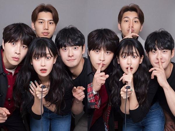 Para Pemain Drama 'Love with Flaws' Ungkap Kedukaan Sepeninggal Cha In Ha