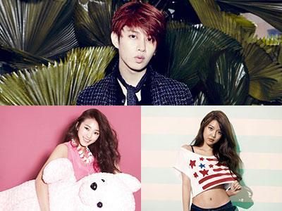 Bora 'Sistar' vs Sooyoung 'SNSD': Siapa yang Lebih Disukai Heechul 'SuJu'?