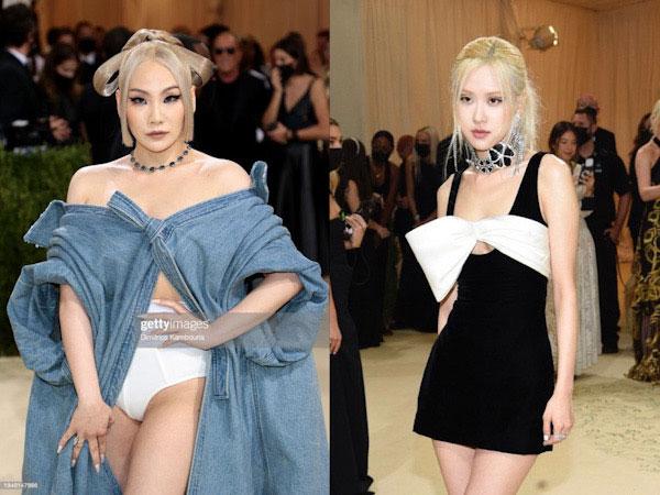 Bedah Fashion CL dan Rosé BLACKPINK di Acara Met Gala 2021