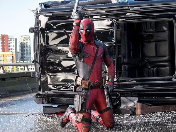 Baru Rilis, Film 'Deadpool 2' Sudah Siap Diproduksi