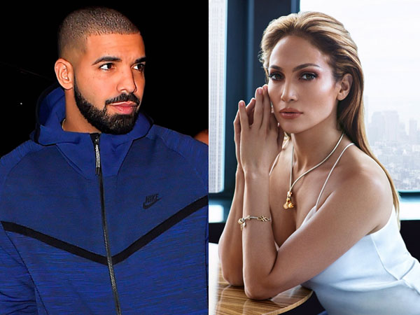 Usai Taylor Swift, Drake Kini Dirumorkan Dekat dengan Jennifer Lopez