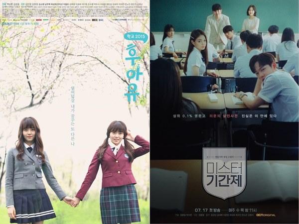 5 Drama Korea Ini Angkat Tema Kejamnya Bullying