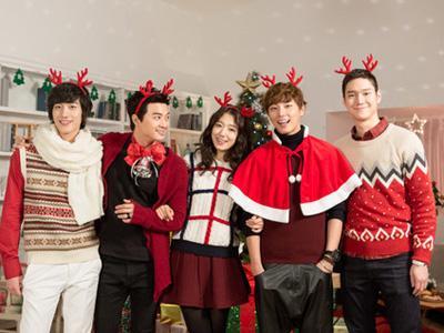 Sebelum Syuting, Para Pemain Drama Flower Boy Next Door Adakan Syukuran
