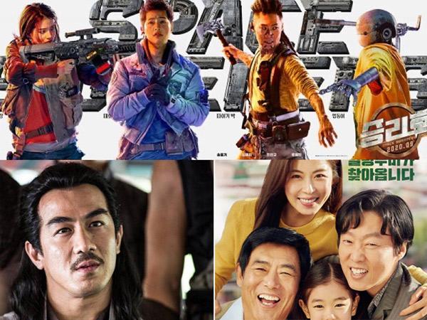 Film Korea Space Sweepers Hingga The Swordsman Tunda Perilisan