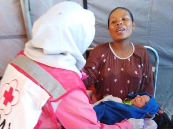 Lahir Saat Gempa Lombok, Bayi Ini Dinamai Muhammad Gempa Rizki