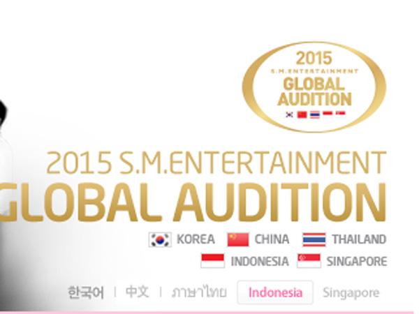 SM Entertainment akan Kembali Gelar Audisi Global di Jakarta & Surabaya!