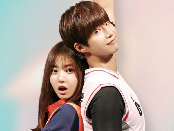 Web Drama 'Heart Thumping Spike' Ungkap Peran Song Jae Rim dan Hwang Seung Un