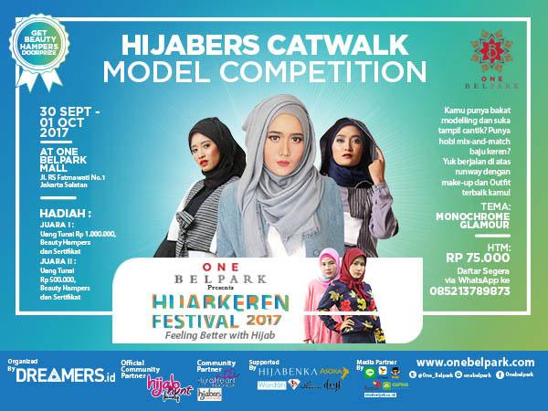 Intip Hal-hal Spesial di Hari Kedua 'HijabKeren Festival 2017'!