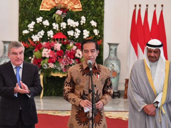 Membutuhkan Biaya Besar, Jokowi Ingin Indonesia Jadi Tuan Rumah Olimpiade 2032