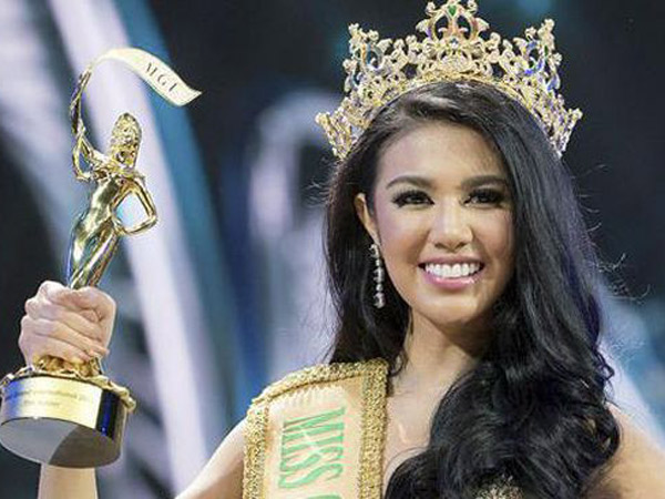 Raih Mahkota, Indonesia Dapat 2 Gelar di Miss Grand International 2016!