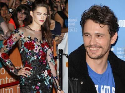 Lupakan Pattinson, Kristen Mulai Goda James Franco