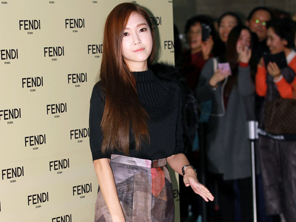Tampil Perdana di Korea Pasca Keluar dari SNSD, Jessica Jung Disambut Antusias oleh Fans