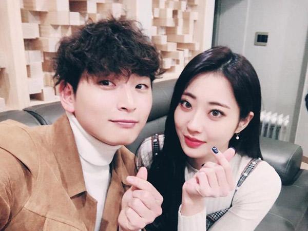 Jinwoon dan Kyungri Dikonfirmasi Pacaran!