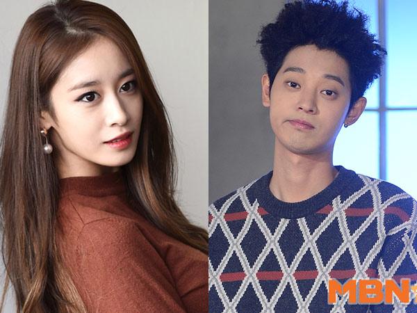 Artisnya Dirumorkan Pacaran, Begini  Pernyataan Resmi Agensi Jiyeon T-Ara dan Jung Joon Young