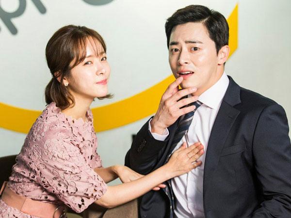 Jo Jung Suk dan Han Ji Min Bakal Reuni di Drama Misteri Romantis KBS?