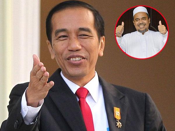 Alumni 212 Minta Presiden Jokowi Biarkan Habib Rizieq Pulang dengan Aman