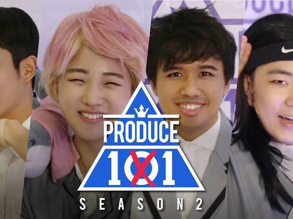 Kocaknya, Parodi Acara 'Produce 101' A la Joshua Suherman Bareng Vlogger Han Yoo Ra!