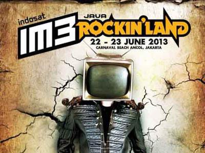 Java Rockin'land Siap Digelar Malam Ini!