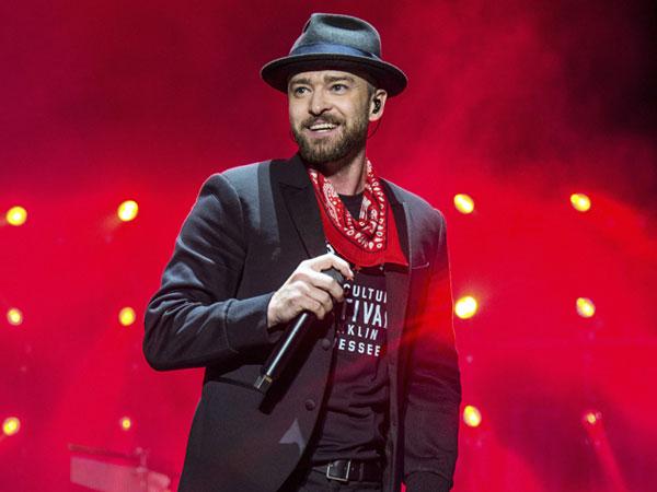 Pernah Kerja dengan Woody Allen, Justin Timberlake Dikecam karena Dukung Times Up