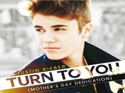 "Justin Bieber ""Turn To You"""