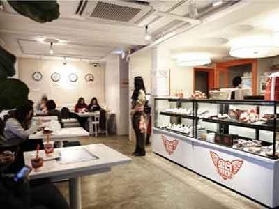 Sambut Valentine, Kafe Khusus SNSD Dibuka di Seoul